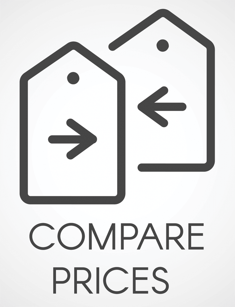 Compare lenders price and rates