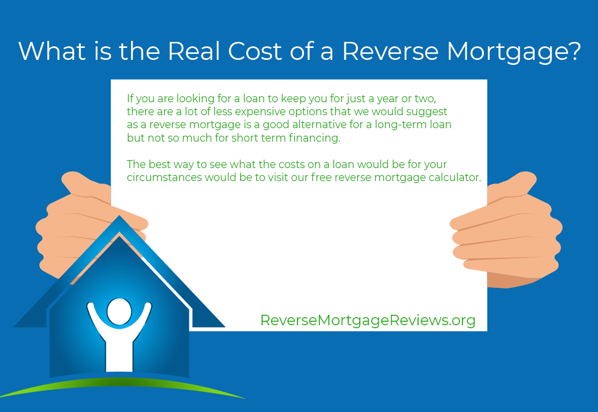 Real Cost of Reverse Mortgage Explained